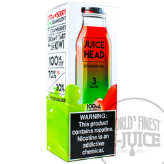 Juice Head E-Juice - Strawberry Kiwi