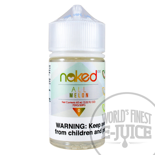 Naked 100 E-Juice - All Melon