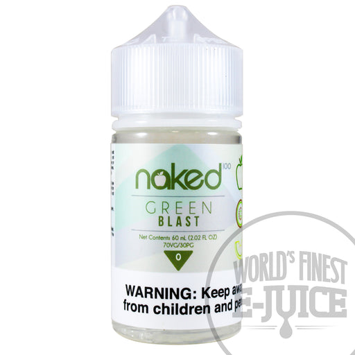 Naked 100 E-Juice - Green Blast