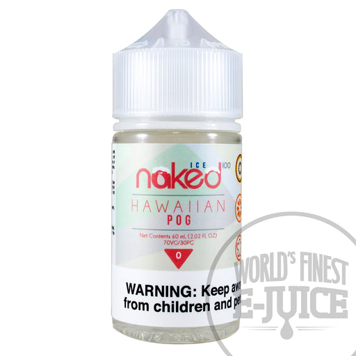 Naked 100 E-Juice - Hawaiian POG Ice