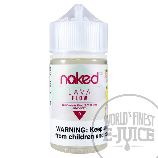 Naked 100 E-Juice - Lava Flow