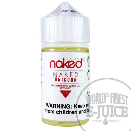 Naked 100 E-Juice - Naked Unicorn
