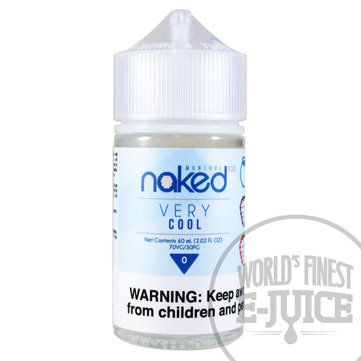 Naked 100 E-Juice - Very Cool