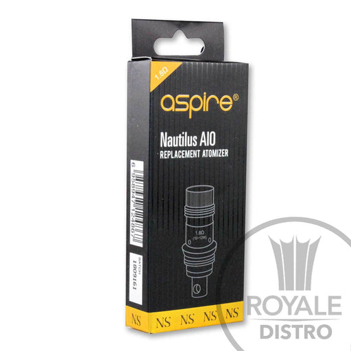 Aspire Nautilus AIO Coil Replacement