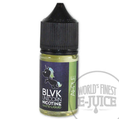 BLVK Unicorn Salt E-Juice - Apple