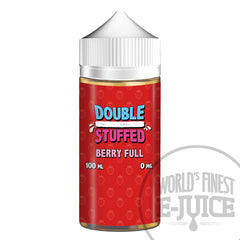 Double Stuffed E-Juice - Berry Full
