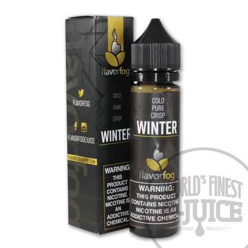 FlavorFog E-Juice - Winter