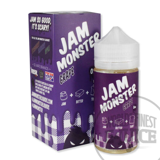 JAM Monster E-Juice - Grape Jam