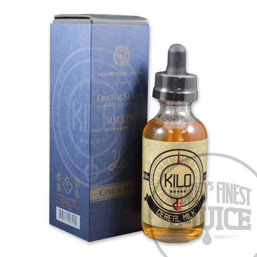 Kilo Standard Series E-Juice - Cereal Milk