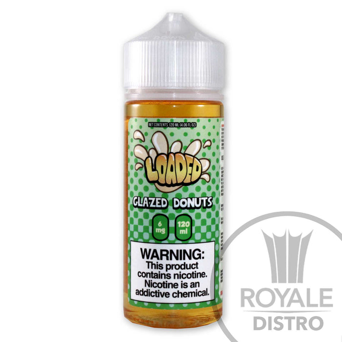 Loaded E-Juice - Glazed Donuts