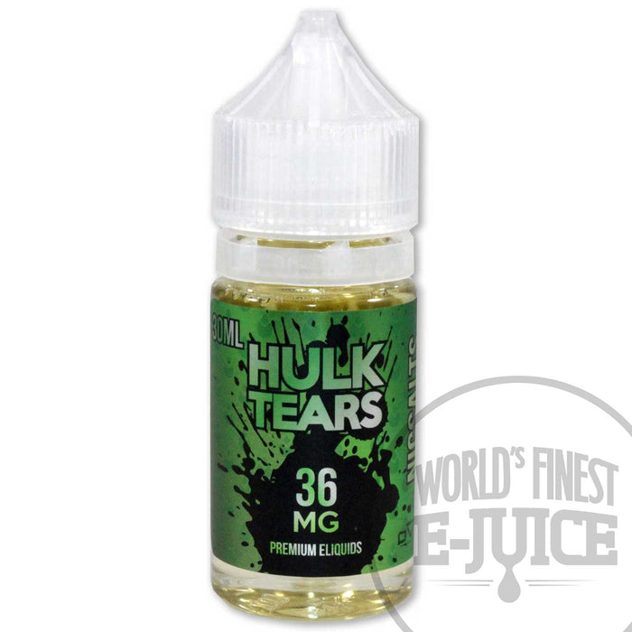 Mighty Salt E-Juice - Hulk Tears