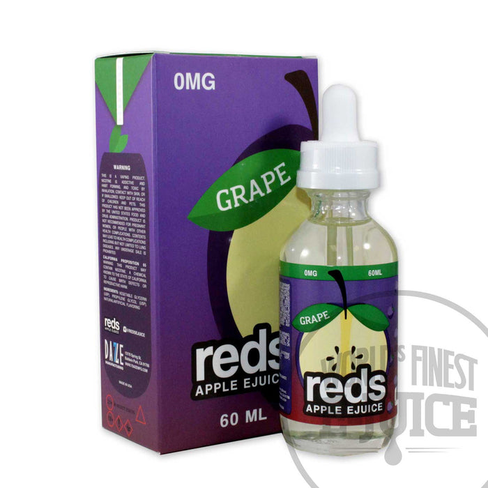 red's Apple E-Juice - Grape