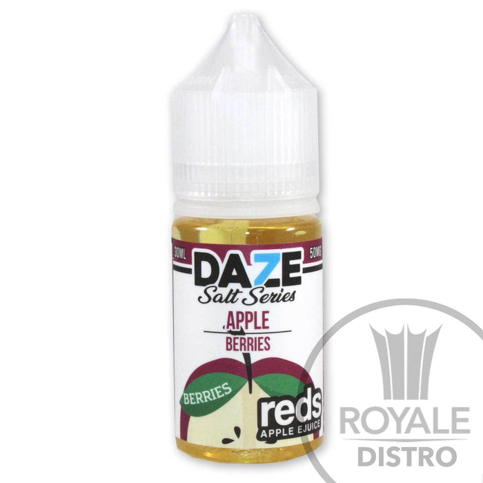 red's Apple Salt E-Juice - Berries