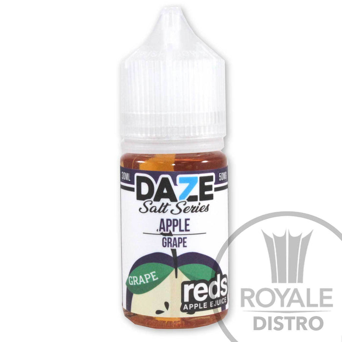 red's Apple Salt E-Juice - Grape