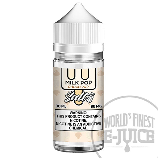 Milk Pop Salt E-Juice - Choco Pop