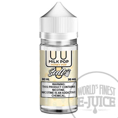 Milk Pop E-Juice - Honey Pop
