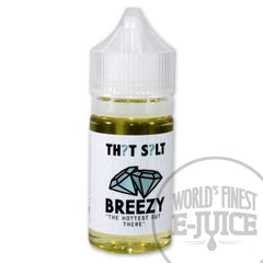 Thot Salt E-Juice - Breezy