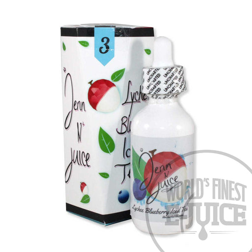 Uncharted E-Juice - Jenn N Juice