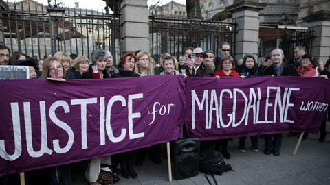 Justice Protest for Irish women