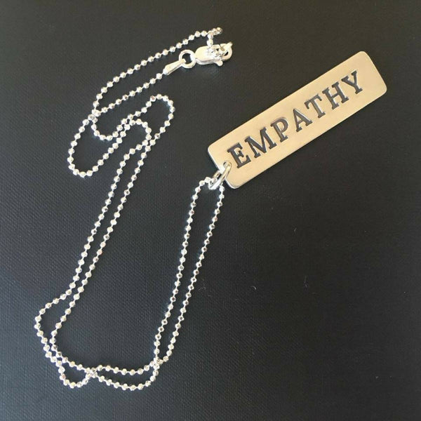 EMPATHY Intention Necklace