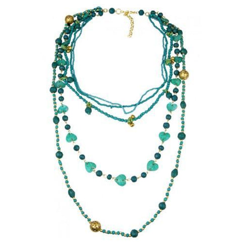 Jewelry - Rising Tides Necklace