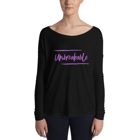 Unbreakable Ladies' Long Sleeve Tee