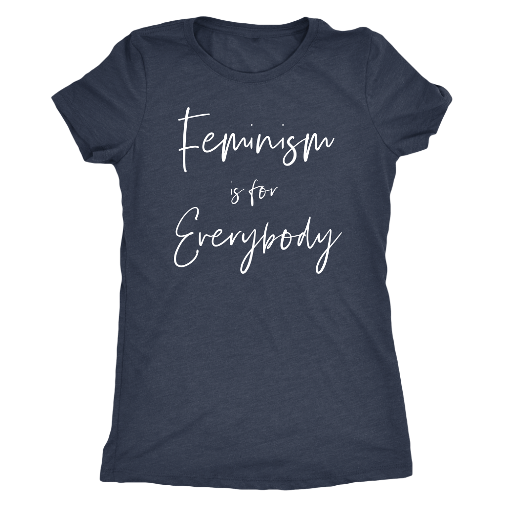 T-shirt - Feminism Is For Everybody T Shirt