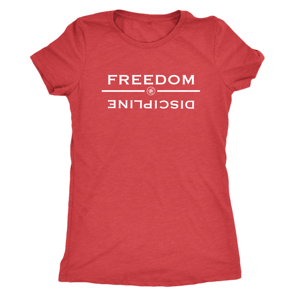 T-shirt - Freedom Discipline T Shirt