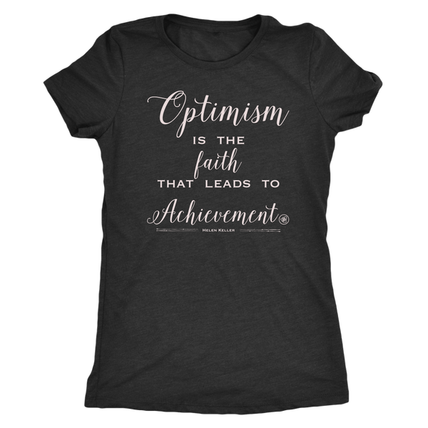 T-shirt - Helen's Optimism T Shirt