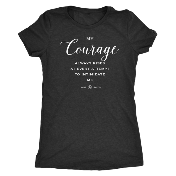 T-shirt - My Courage T Shirt