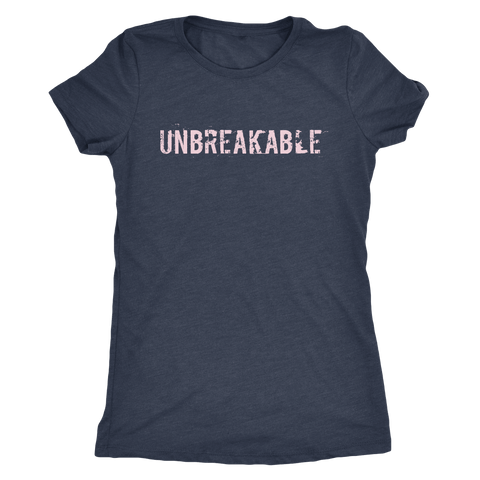 T-shirt - Unbreakable Triblend T-shirt