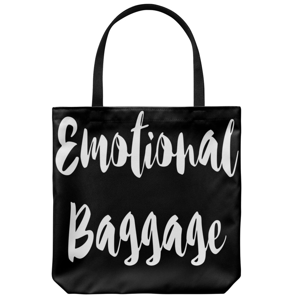Emotional Baggage Tote Bag - FREE Shipping 68875bb165dfc