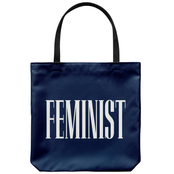Tote Bags - Feminist Tote Bag - FREE Shipping