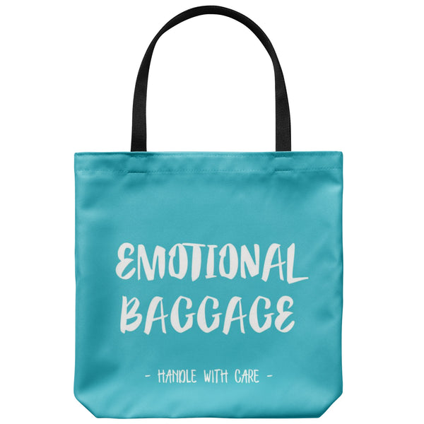 Tote Bags - Handle With Care Tote Bag