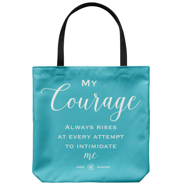 Tote Bags - My Courage Tote Bag