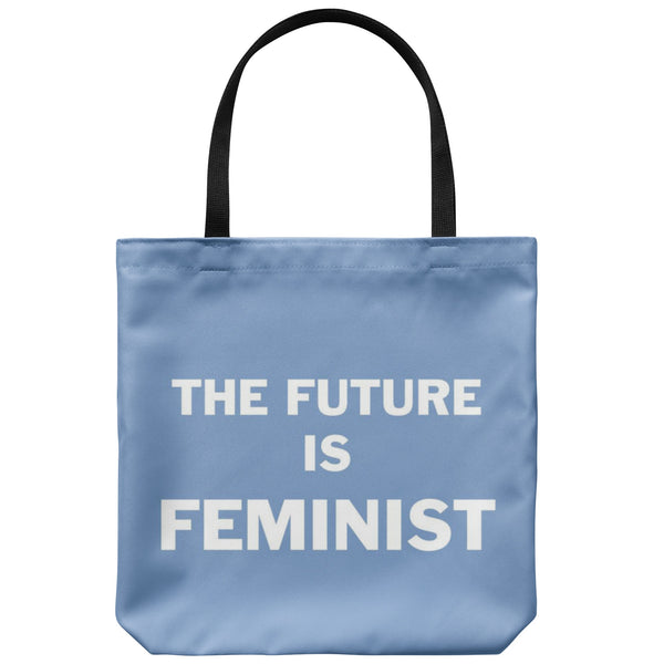 Tote Bags - The Future Is Feminist Bag - FREE Shipping