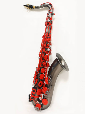 TGS Red Lava Special Edition Professional Tenor Saxophone