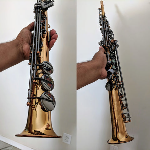 TGS H-1110 Professional Soprano Saxophone