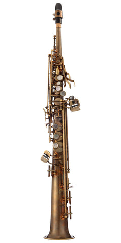 TGS UPRISE SERIES Professional Soprano Saxophone
