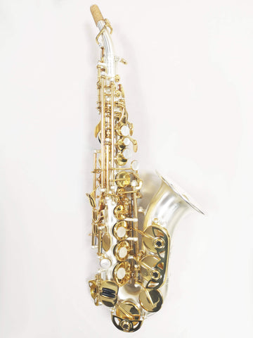 TGS Rudy Rodriguez Signature Series II Curved Soprano Saxophone