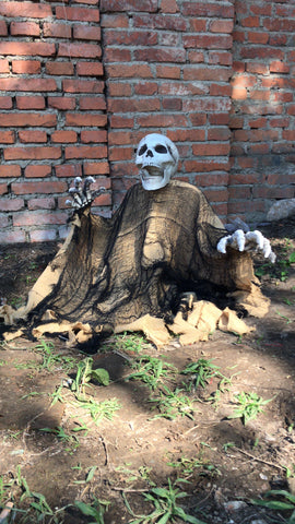 """The Night Creeper""-Grave Yard Shift Collection- Outdoor Halloween Decoration"