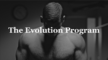 The Evolution Program