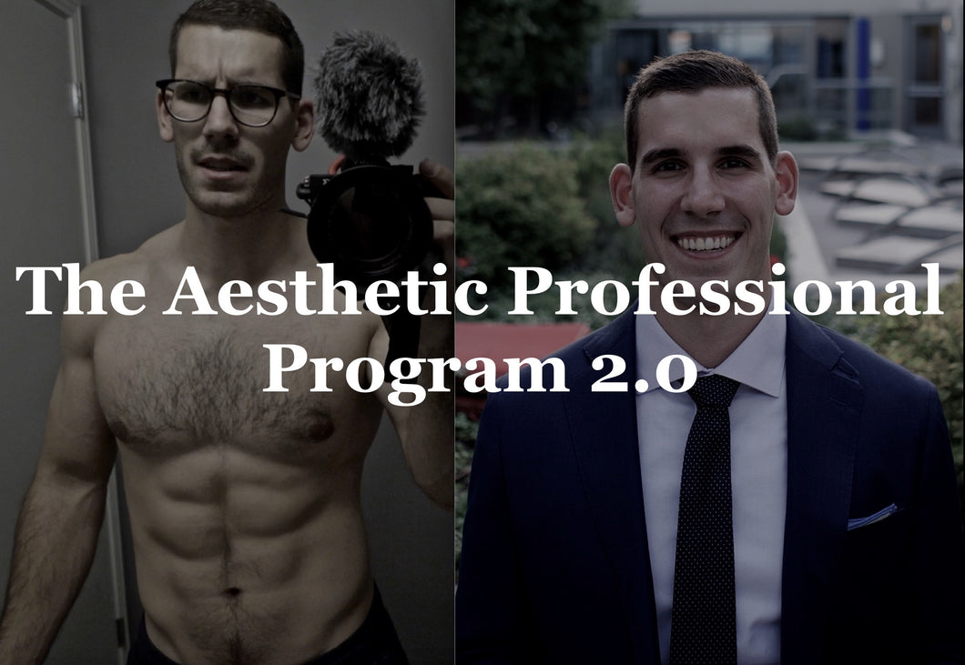 The Aesthetic Professional Program 2.0