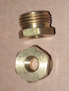 Brass Tip Connector