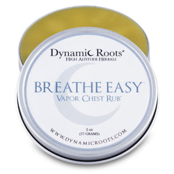 Breathe Easy Balm - Vapor Chest Rub