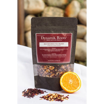 Rooibos & Warming Herbal Blend