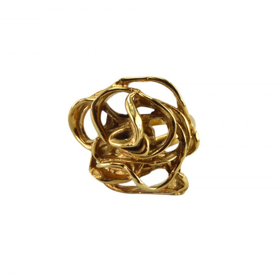 Ariela'z Anillo Liquid Gold