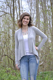 Julie cardigan (gray)