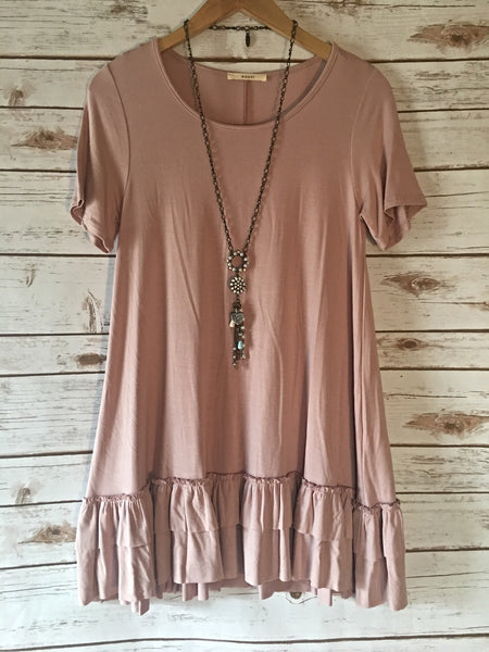 Oh so babydoll (dusty pink)