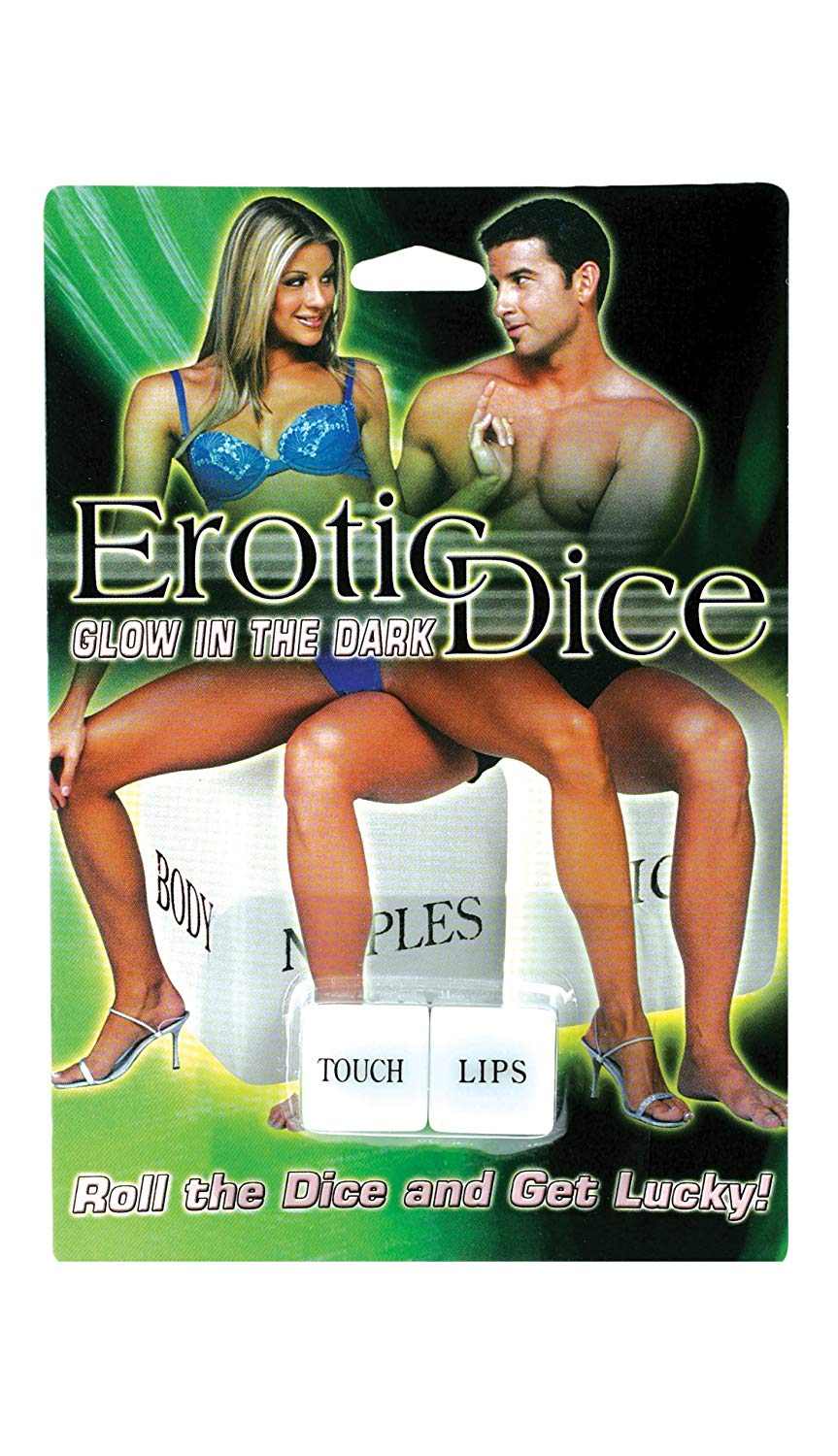 Erotic dice by Pipedream